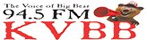 KVBB 94.5 FM The Voice of Big Bear radio station